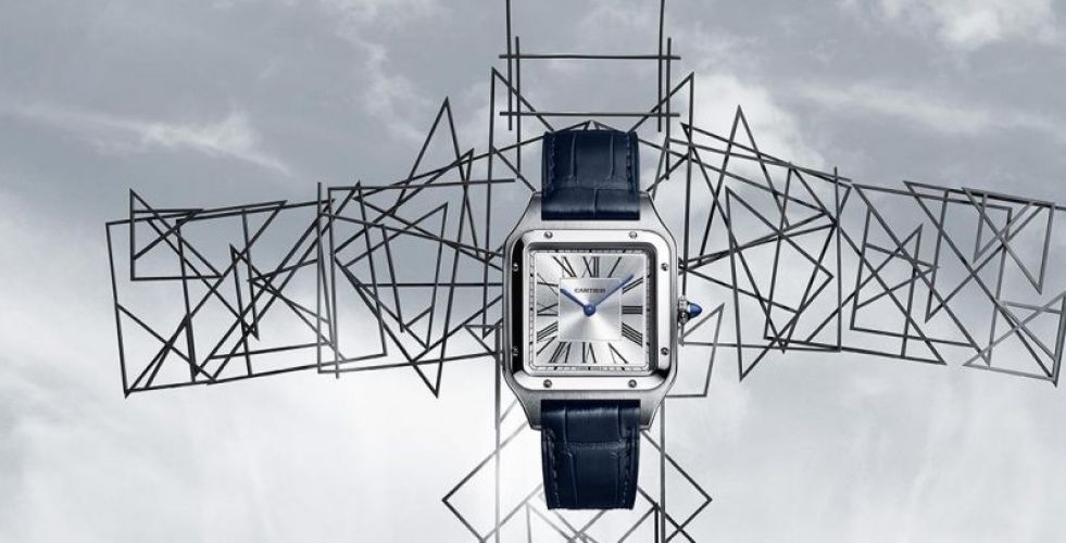 Santos-Dumont من Cartier.. تصميم جديد بروح تاريخيّة