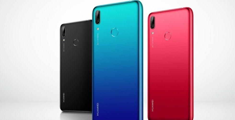 HUAWEI Y7 Prime 2019 منافسٌ شرس ضمن هواتف الفئة المتوسطة!
