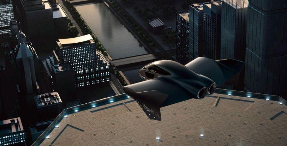 بوينج وبورش معًا لإنشاء سيّارة كهربائية طائرة!