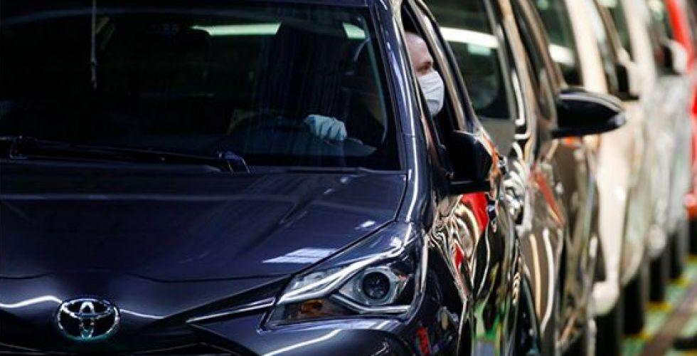 الأرباح والخسائر لشركات السيارات اليابانية