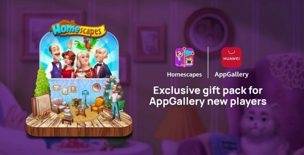 Playrix  تطرح لعبة الألغاز الجذابة والمشوقة Homescapes