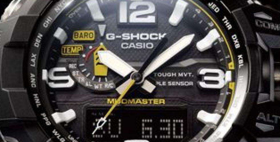 مجموعة G-SHOCK تطلق ساعتين