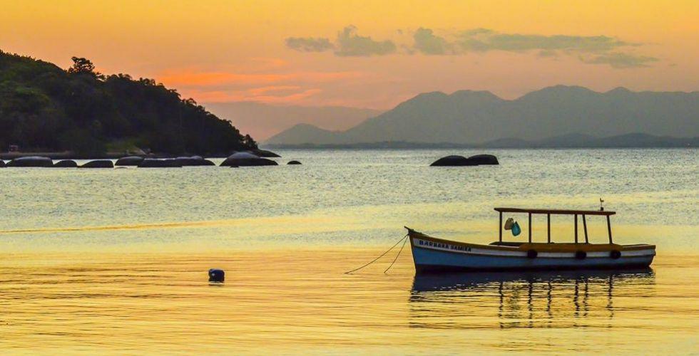 جزيرة باكيتا ملجأ رائع في ريو