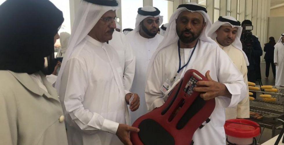 الامارات تدعو المخترعين فيها للتعاون في المدى التجاري