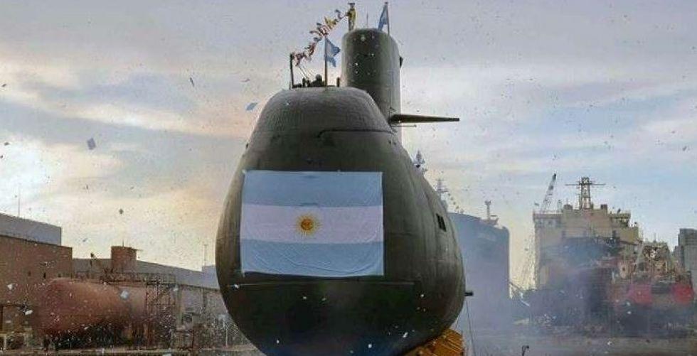 العثورعلى الغواصة الارجنتينية المفقودة منذ سنة