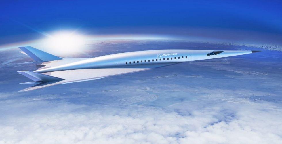 من نيويورك إلى لندن في ساعتين: طائرة Boeing  المستقبليّة