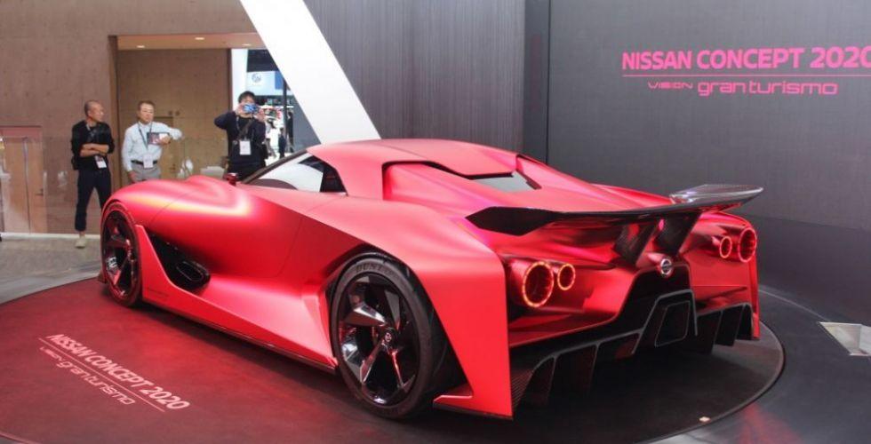 Nissan GT-R  المقبلة أسرع سيّارة رياضيّة في العالم