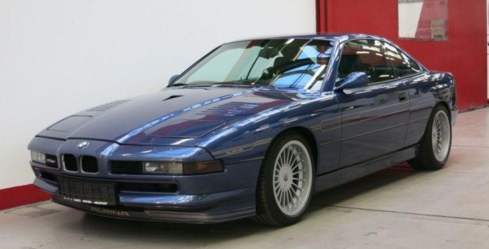 سيّارة BMW Alpina نادرة.. هل تفوق سعر M8؟