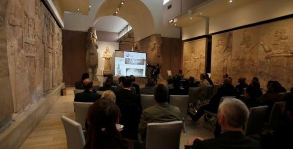 البصمات ستُعيد القطع الأثرية المنهوبة في العراق