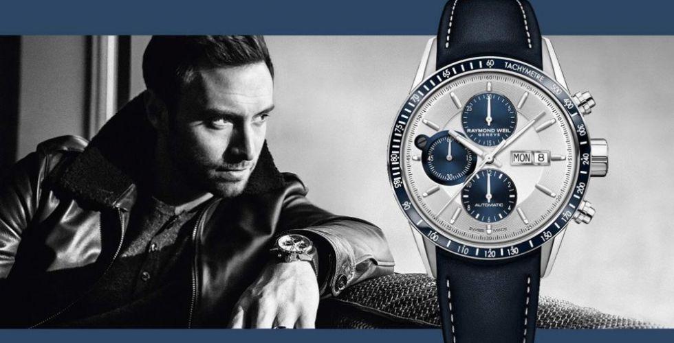 الساعة المثالية من Rayomond Weil
