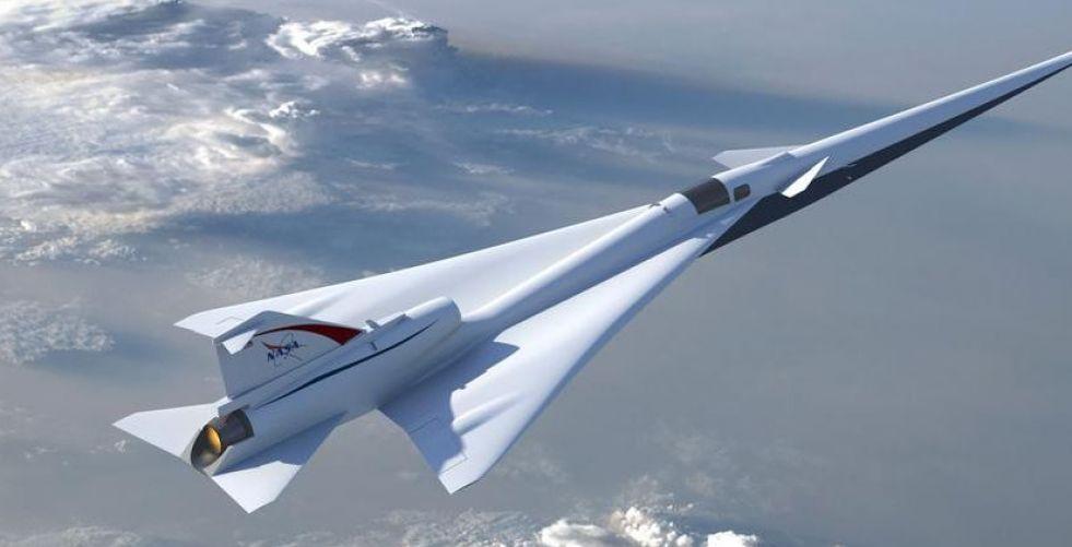 ناسا في أولى طائراتها الكهربائية