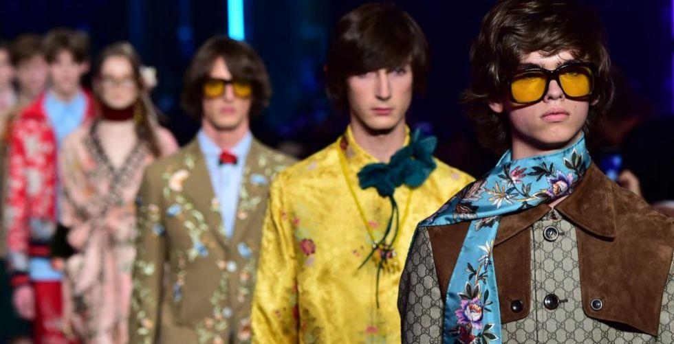 موسم ربيعي حافل ل-Gucci