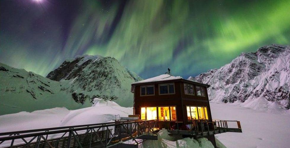 السفر الى الاسكا هذا الموسم