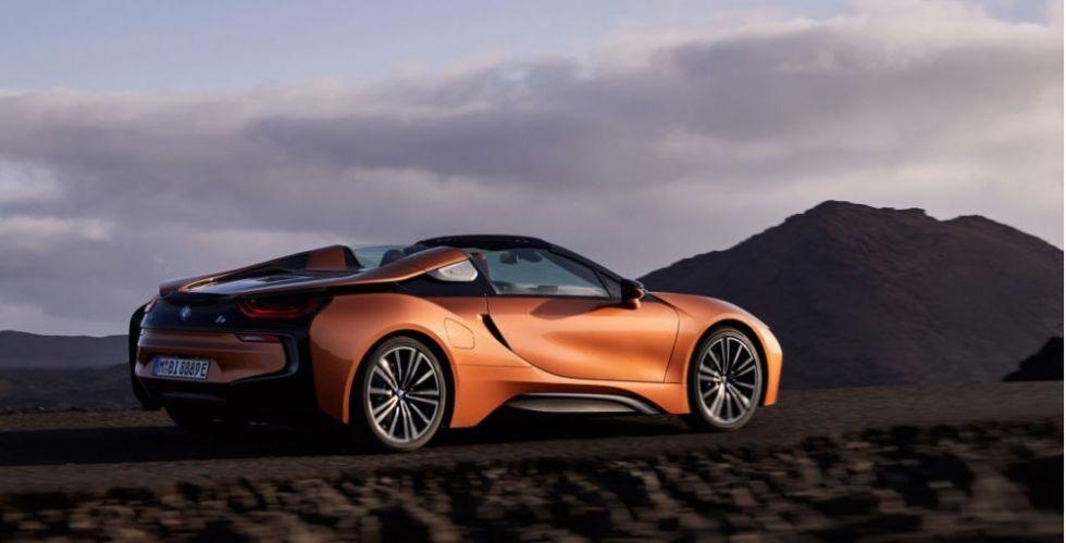 سيّارة BMW i8 Roadster الأغلى في الولايات المتّحدة