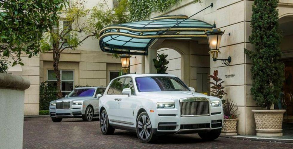 بينينسولا بيفرلي هيلز و Rolls-Royceفي مغامرة مثيرة!