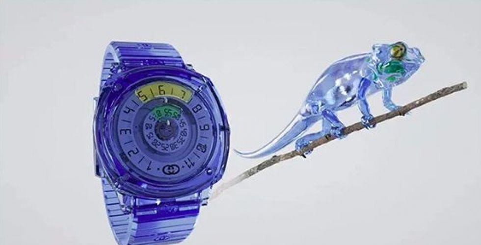 ساعة الياقوت الأزرق