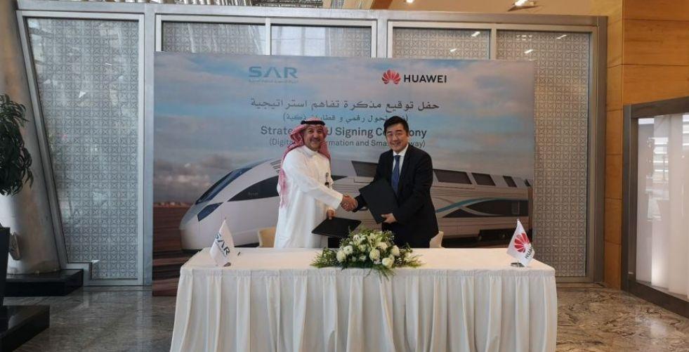 مذكرة تفاهم لتطوير نظام ذكي للسكك الحديدية في السعودية