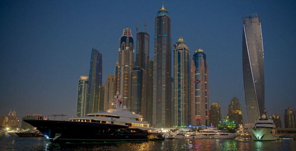 معرض دبي العالميّ للقوارب