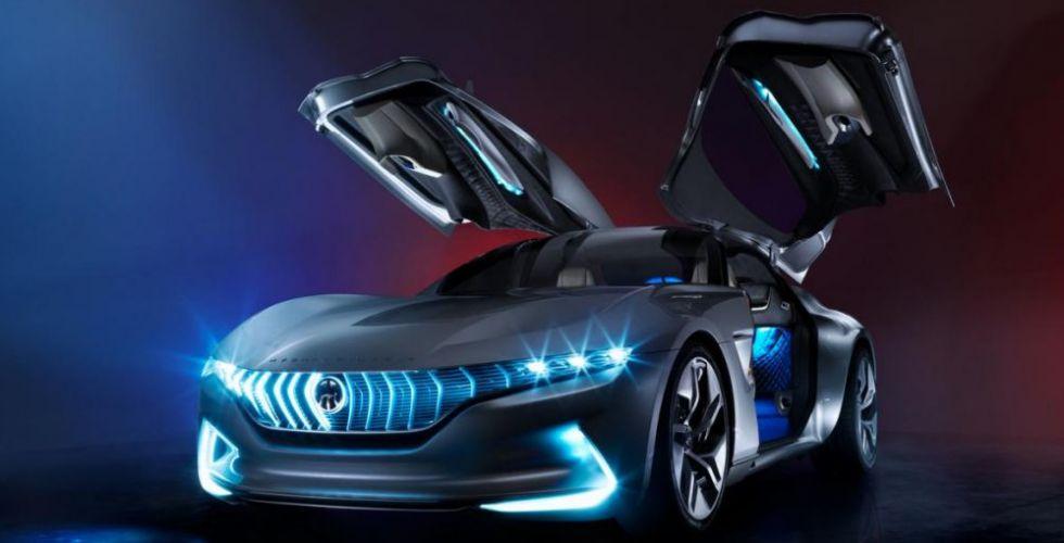 بينينفارينا تَعد بإطلاق سيّارة رياضيّة كهربائيّة
