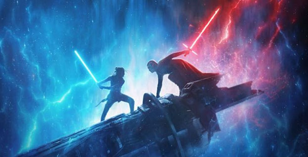 حرب النجوم في صدارة السينما