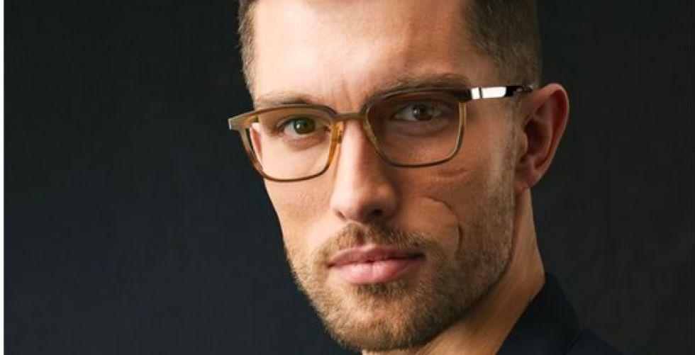 نظارات من الذهب والماس