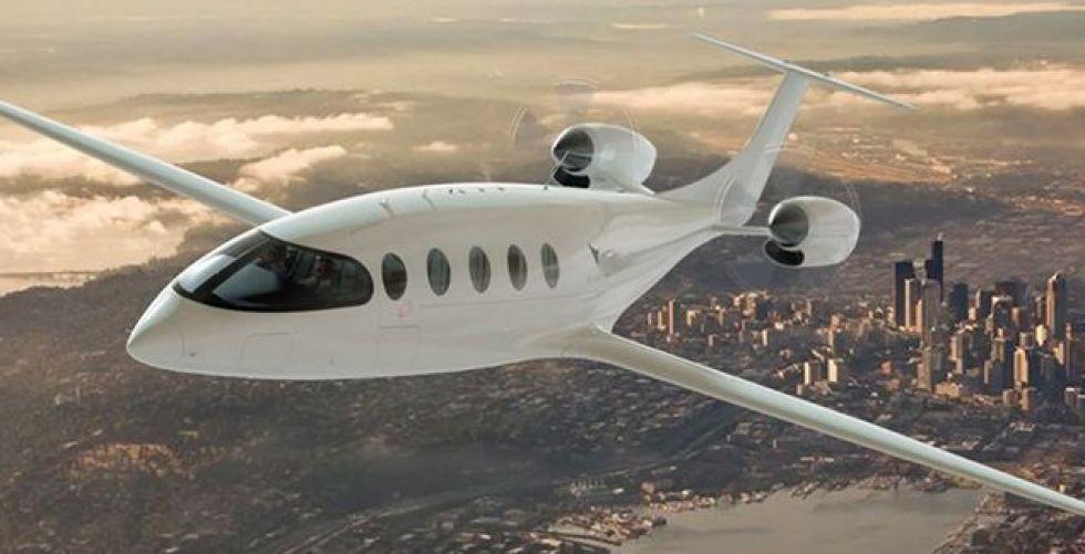 طائرة ركاب كهربائية لمستقبل قريب