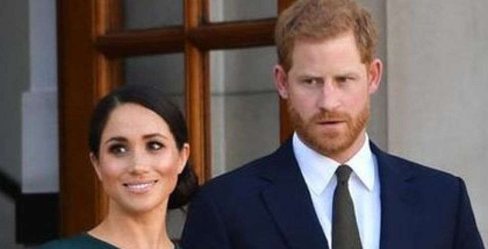 الأموال الملكية البريطانية لن تشمل الأمير هاري وزوجته