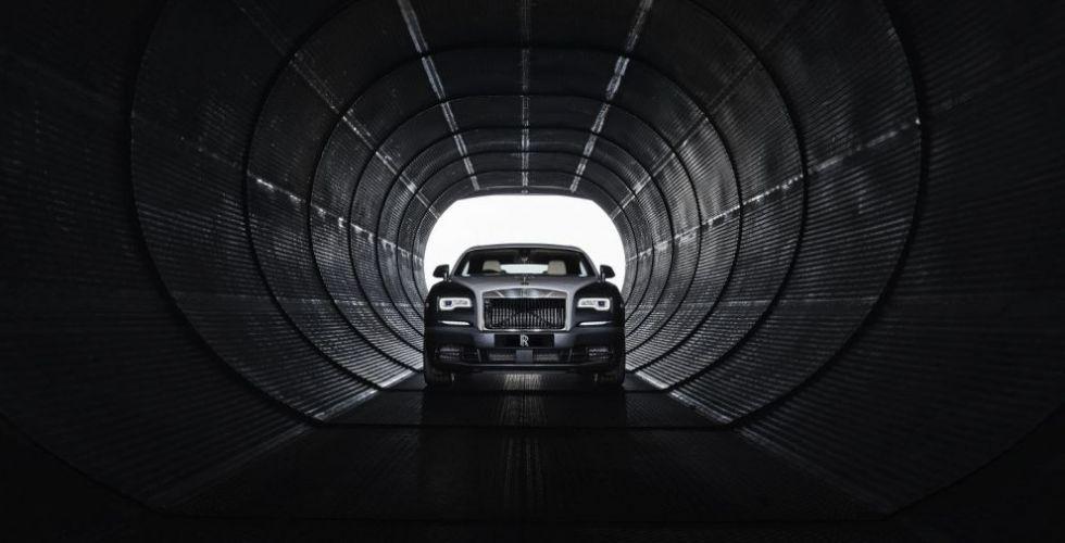 Rolls-Royce تكشف النّقاب عن مجموعة Wraith Eagle VIII