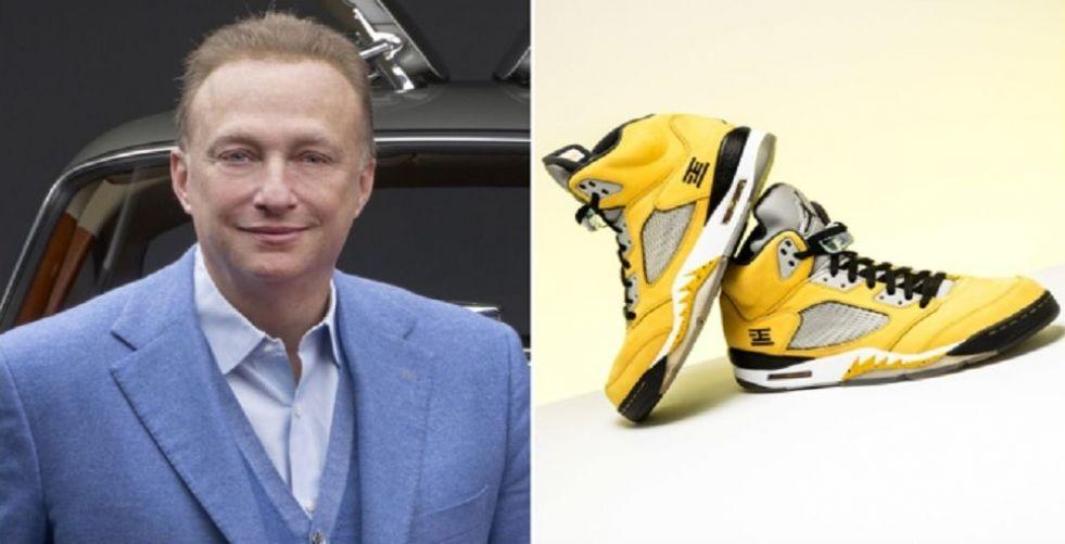 100 زوج من أندر الأحذيّة لمالك واحد بسعر 850000$