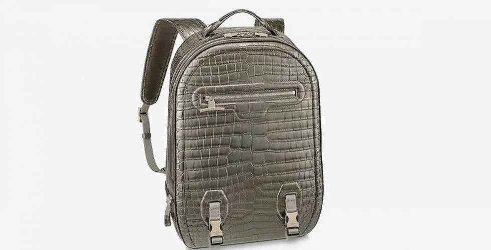 Louis Vuitton تؤكّد تفرّدها وتطلق حقيبة بـ79 ألف دولار