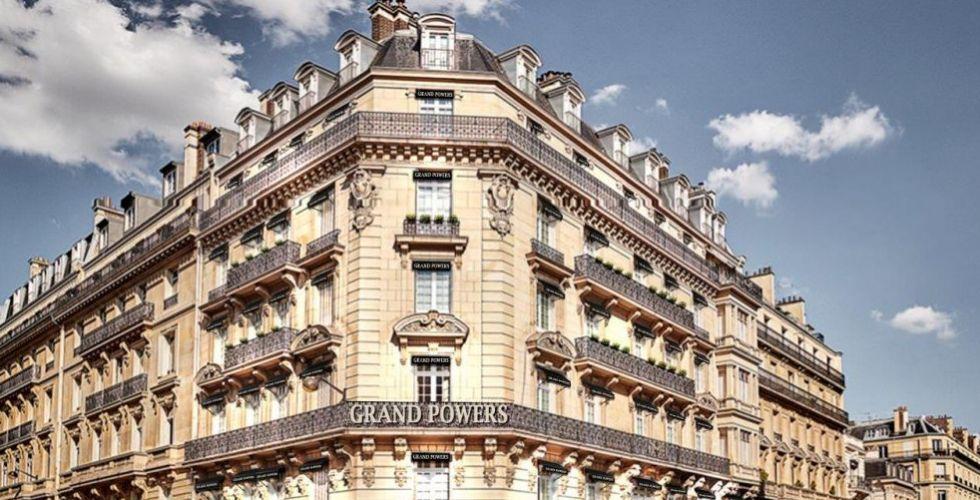 Grand Powers  أفخم فنادق باريس!