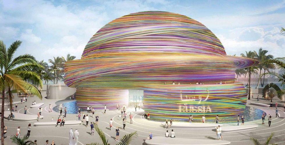 مهرجان روسيا في إكسبو دبي