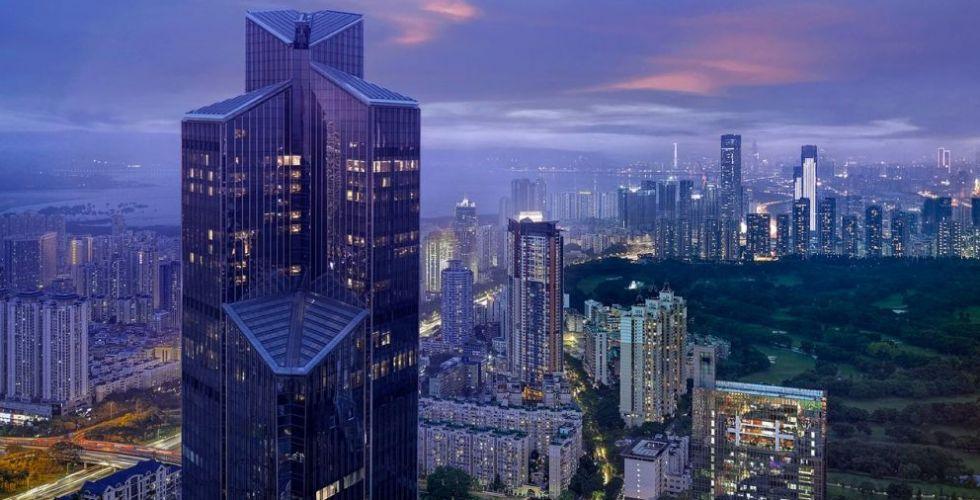 افتتاح فندق Hyatt Shenzhen بأروع حلّة