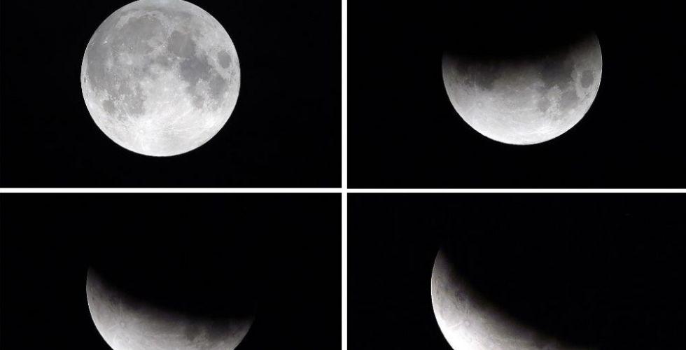خسوف القمر في العالم العربي