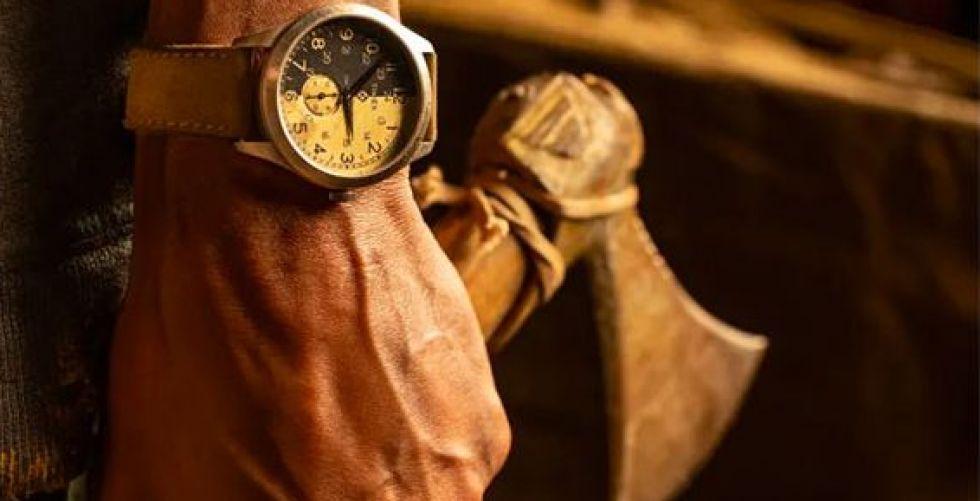 ساعة Timex المذهلة بصريا