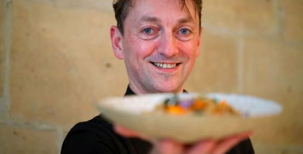 المطبخ الفرنسي في وجبات الحشرات بموافقة أوروبية