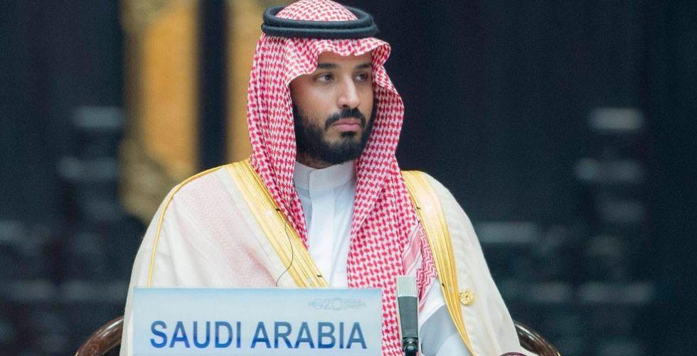 ولي العهد السعودي في وول ستريت