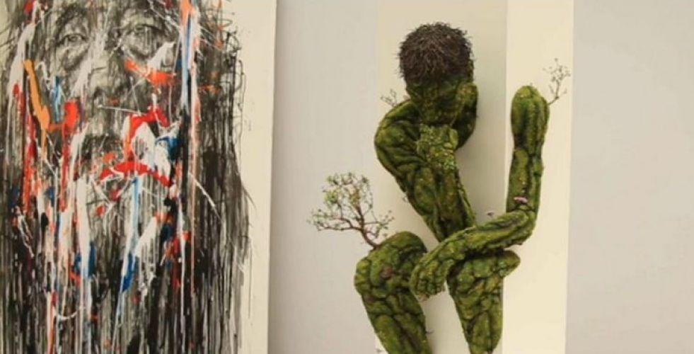 عملٌ فنيّ من مصر يدهش باريس وعملان لبنانيان مثيران للجدل