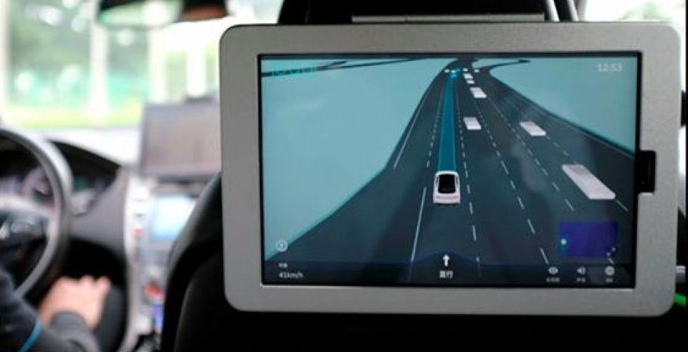 الصين السبّاقة في سيارات القيادة الذاتية