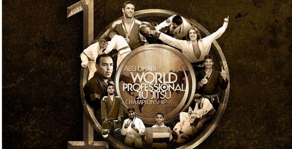 بطولة أبوظبي العالمية لمحترفي الجوجيتسو 2018
