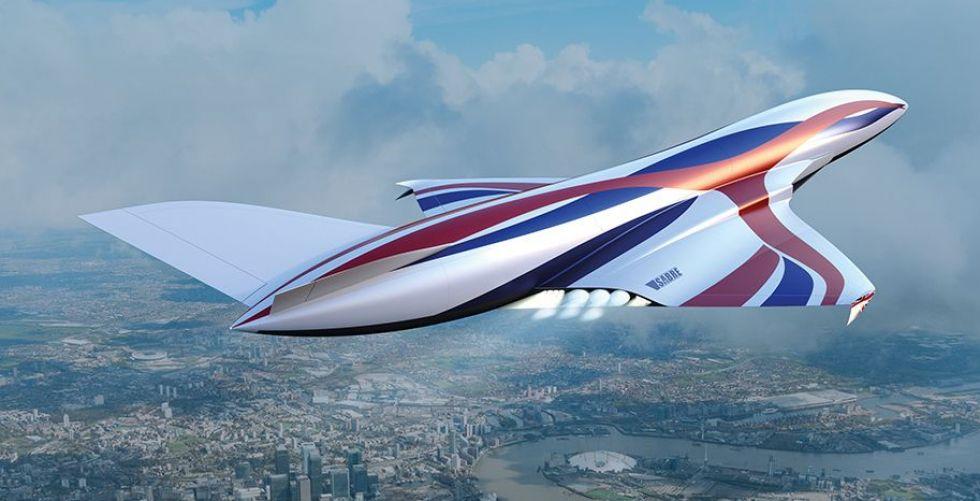 طيران أسرع من الصّوت.. Reaction Engines باتت قريبة!