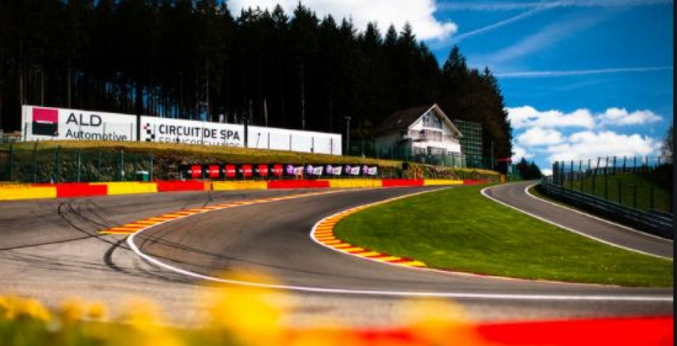 الغموض لسباقي بلجيكا وفرنسا في فورمولا 1