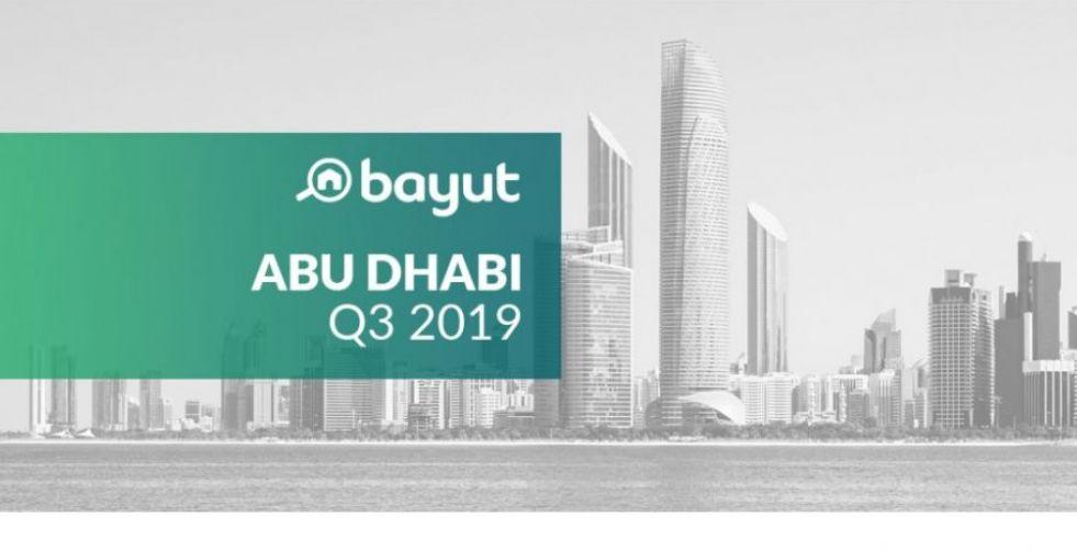 أحدث تقارير Bayut عن عقارات أبو ظبي للربع الثالث 2019