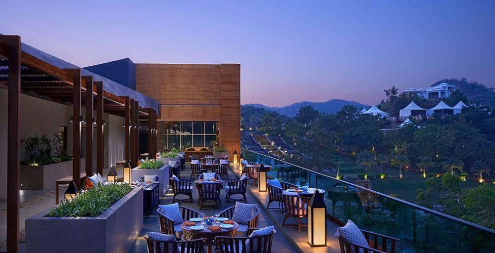 فنادق تاج تفتتح فندقًا جديدًا مذهلاً في أودايبور