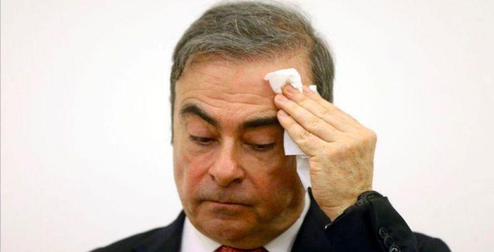 نيسان تطالب كارلوس غصن ب91مليون دولار