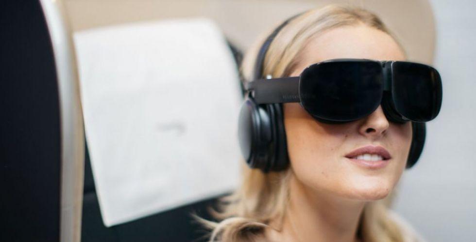 VR في الخطوط الجوية البريطانية.. ترفيه ومخاطر!