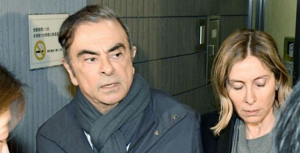 كارلوس غصن في السجن حتى ١٤ هذا الشهر