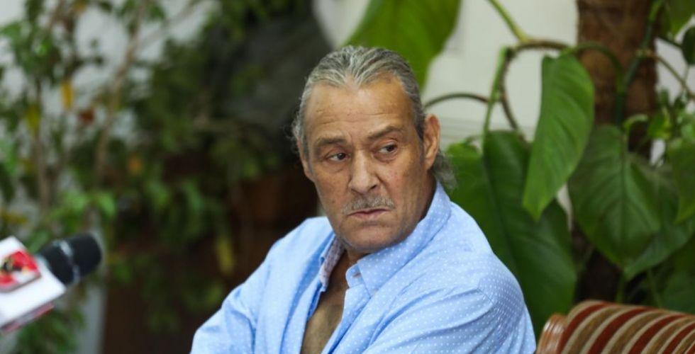 فاروق الفيشاوي:أنا مصابٌ بالسرطان وسأهزمه