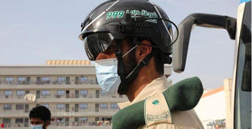 شرطة الإمارات والتكنولوجيا الذكية في مكافحة  كورونا