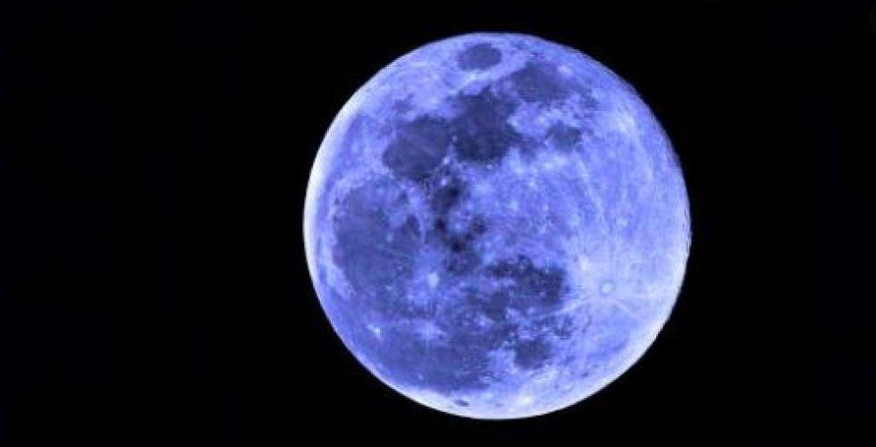 القمر الأزرق يشرّفنا الشهر المقبل